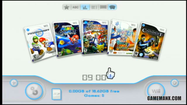 play gc iso on wii